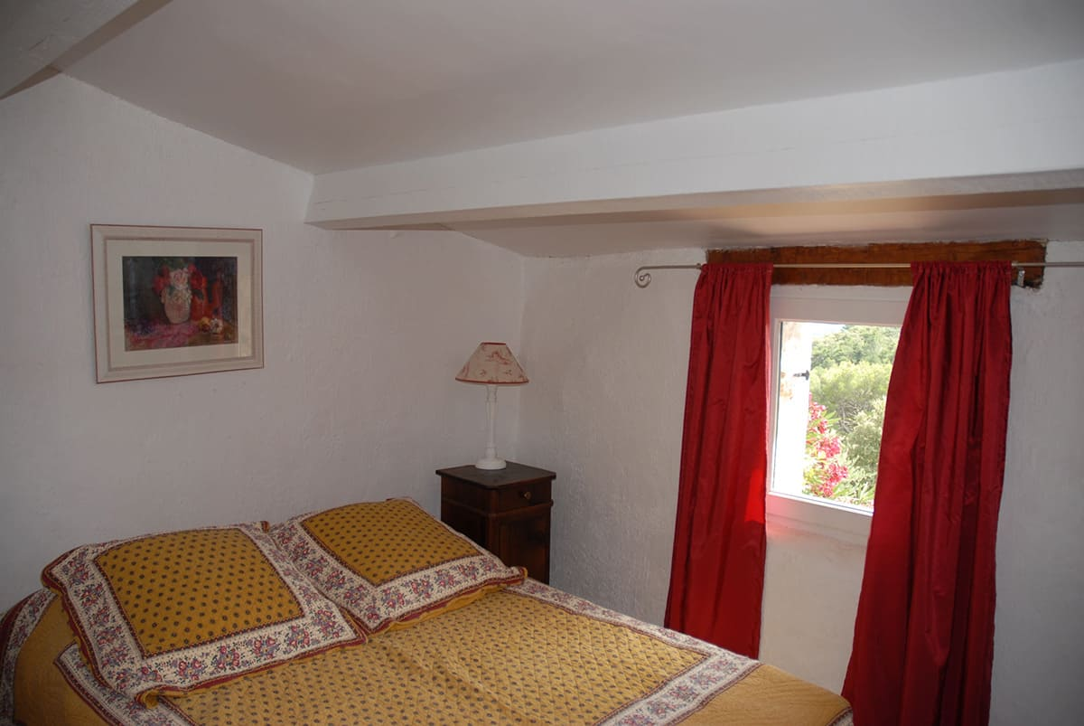 Deuxième chambre petite Gipière