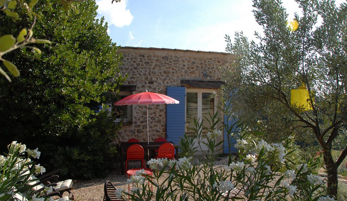 The gîte verdon